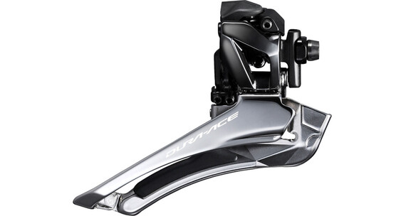 Shimano Dura Ace FD-R9100 Umwerfer 2x11-fach Down-Pull Anlöt Schwarz